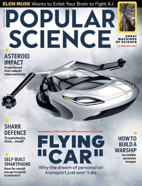 Popular Science Australia — June 2017