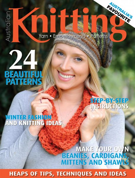 Australian Knitting — April 2015