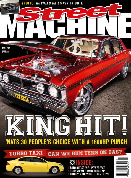 Street Machine Australia — April 2017