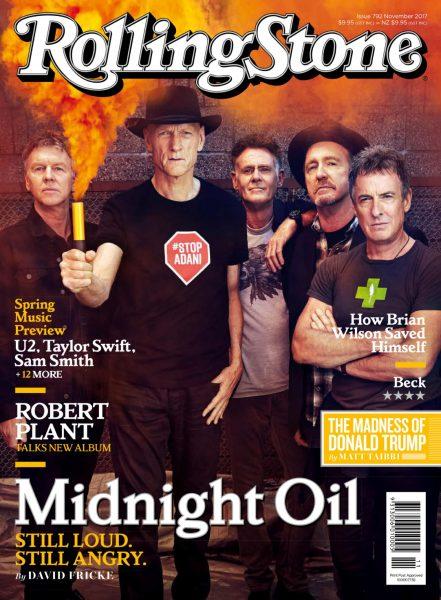 Rolling Stone Australia — November 2017