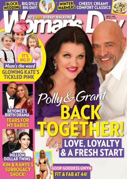 Woman's Day New Zealand — July 3, 2017