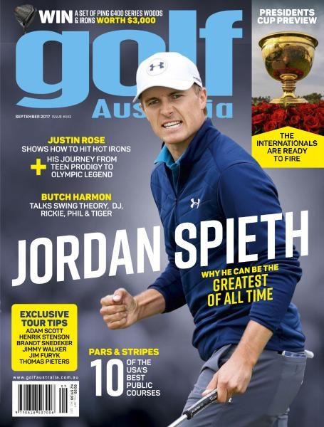 Golf Australia — September 2017
