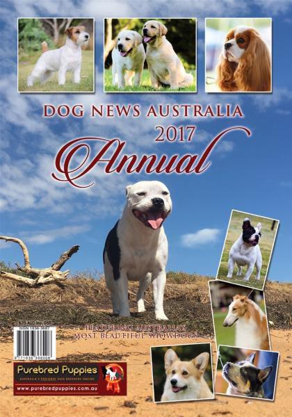 Dog News Australia – Annual 2017