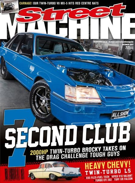 Street Machine Australia — October 2017