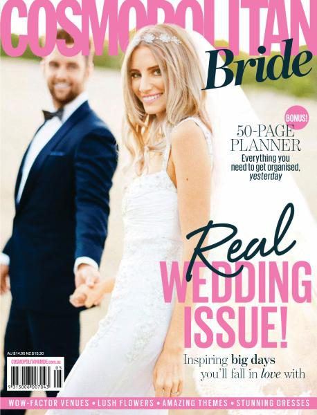 Cosmopolitan Bride Australia — Winter 2017