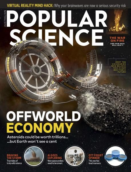 Popular Science Australia — August 2017