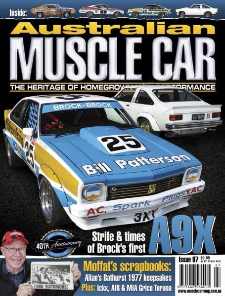 Australian Muscle Car — Issue 97 2017