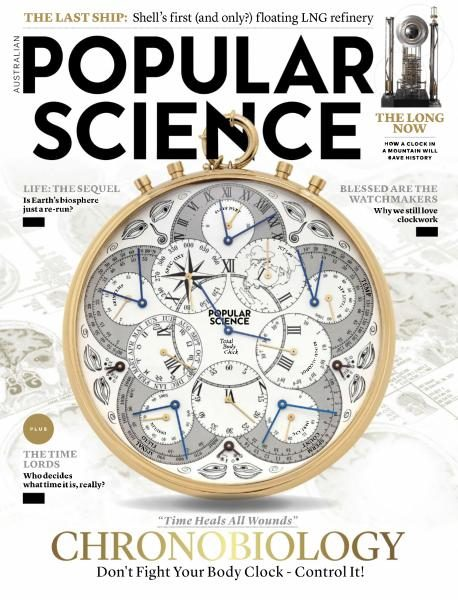Popular Science Australia — September 2017
