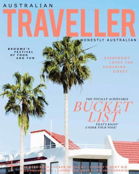 Australian Traveller — Issue 75 — August-October 2017
