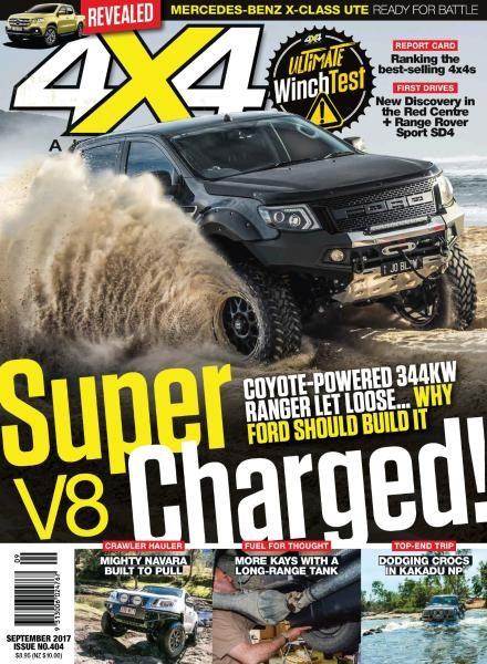 4×4 Magazine Australia — September 2017