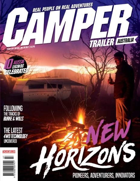 Camper Trailer Australia — Issue 116 2017