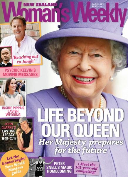 New Zealand Woman's Weekly — Issue 1717 — April 24, 2017