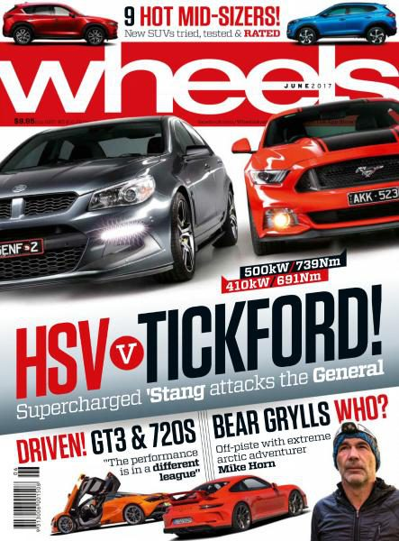 Wheels Australia — June 2017