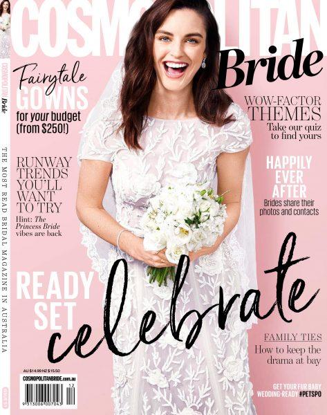 Cosmopolitan Bride Australia — October 2017
