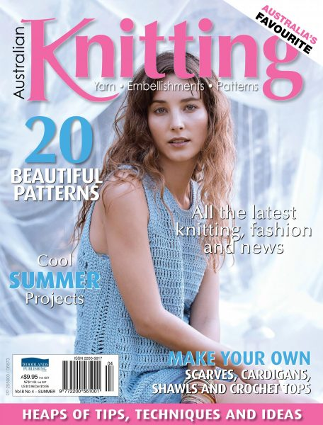 Australian Knitting — October 2016