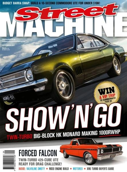 Street Machine Australia — September 2017