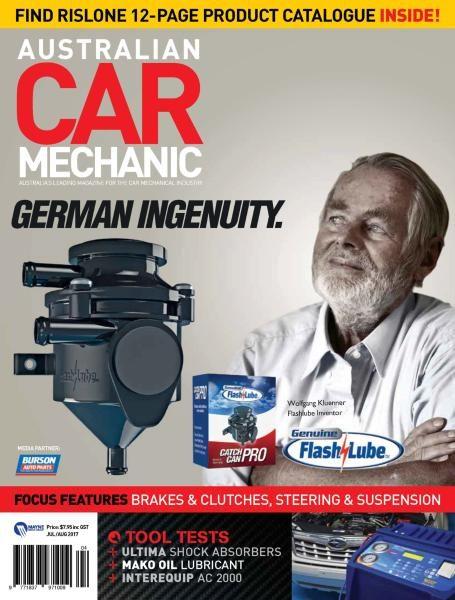 Australian Car Mechanic — July-August 2017