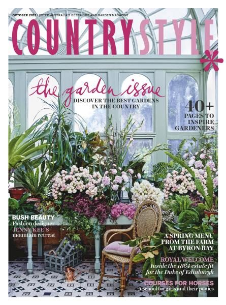 Country Style Australia — October 2017