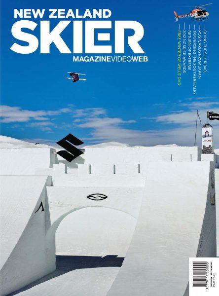 New Zealand Skier — May 01, 2012