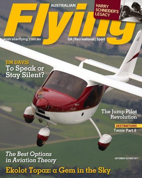 Australian Flying — September-October 2017
