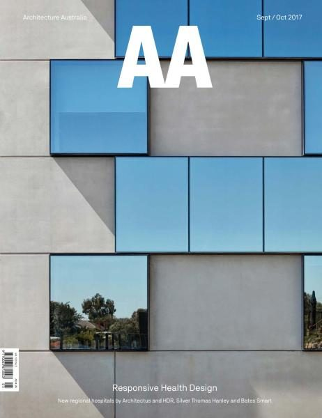 Architecture Australia — September 2017