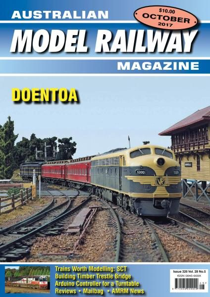 Australian Model Railway — Issue 326 — October 2017