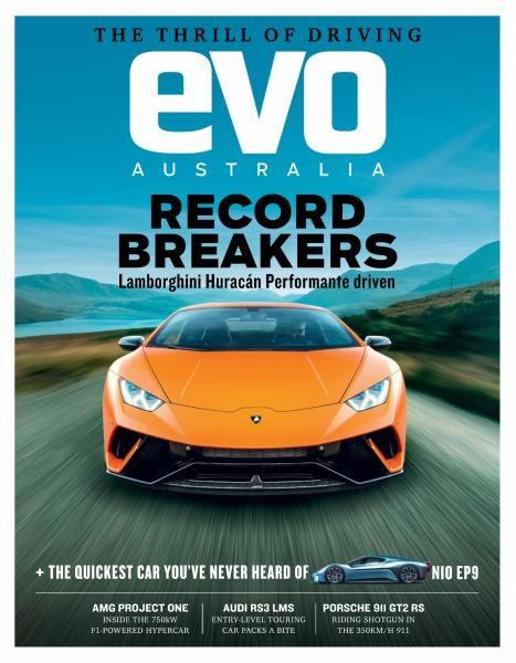 Evo Australia — Issue 49 — July 2017