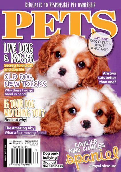 Pets Australia — Issue 70 — August 2017