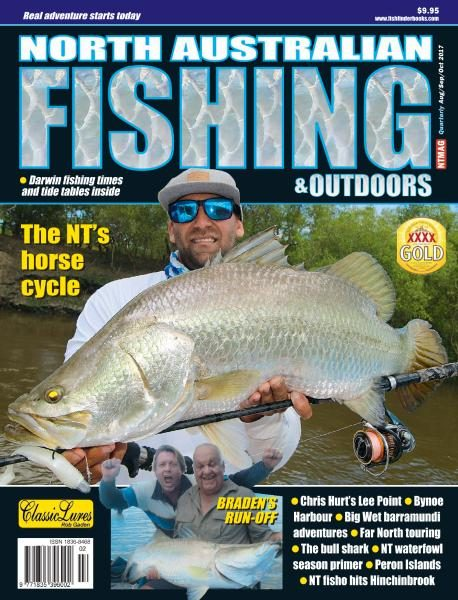North Australian Fishing & Outdoors — August-September-October 2017