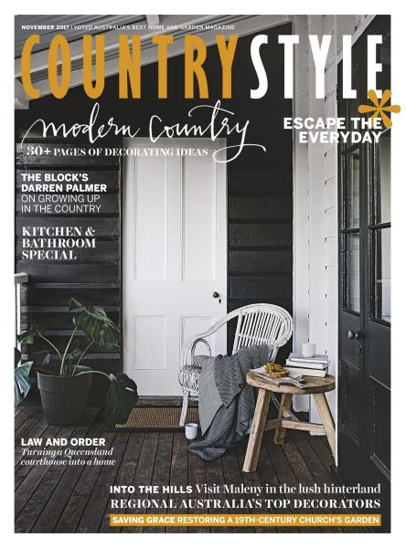 Country Style Australia — November 2017