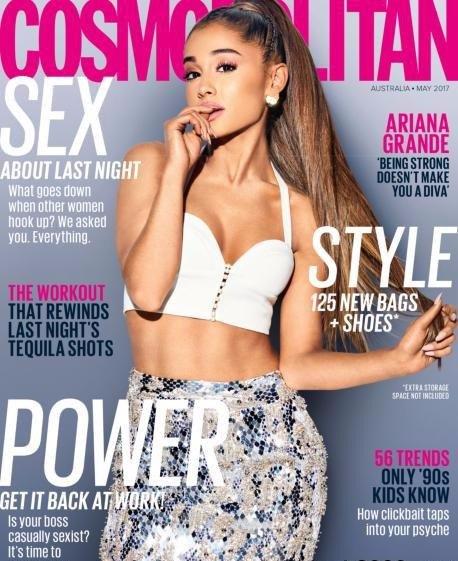 Cosmopolitan Australia – May 2017