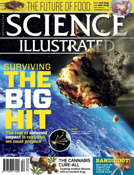 Australian Science Illustrated — Issue 52 2017