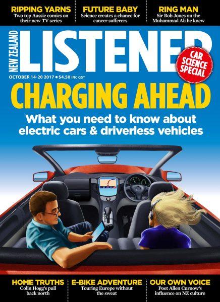 New Zealand Listener — October 11, 2017
