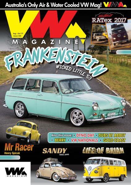 VW Magazine Australia — Issue 55 — August-October 2017