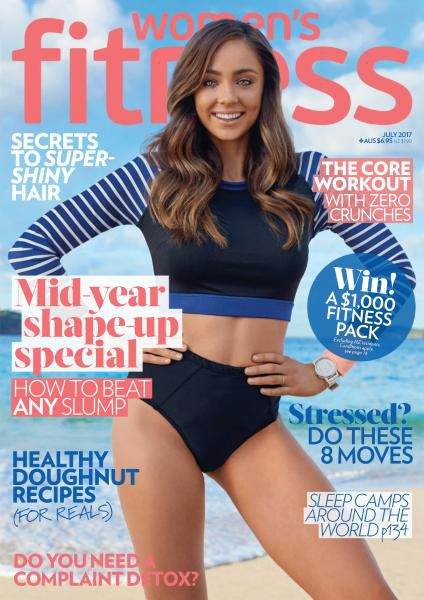 Women's Fitness Australia — July 2017