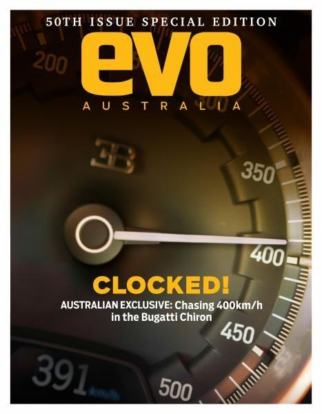 Evo Australia — Issue 50 — August 2017