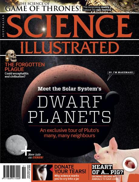 Australian Science Illustrated – Issue 51 2017