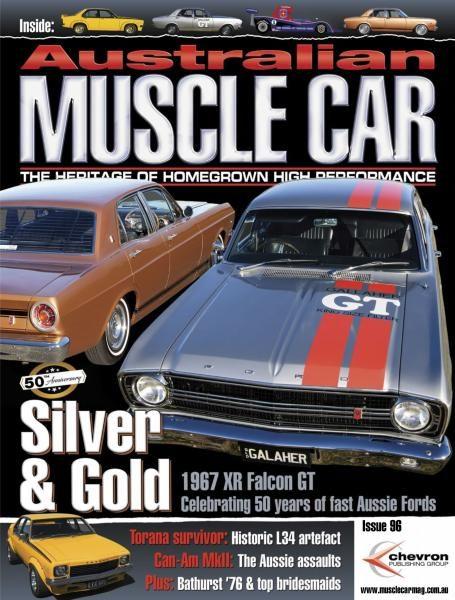 Australian Muscle Car — Issue 96 2017