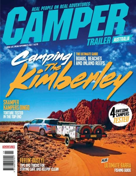 Camper Trailer Australia — Issue 118 2017