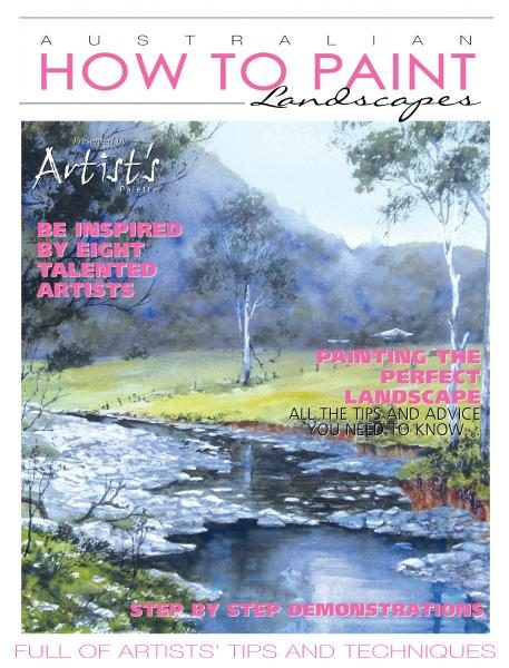 Australian How To Paint — Issue 22 2017