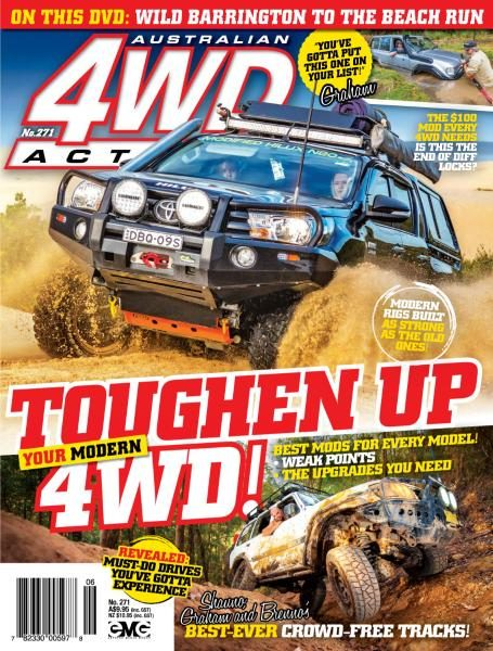 Australian 4WD Action — Issue 271 2017
