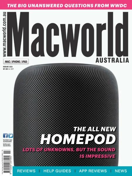 Macworld Australia — July 2017