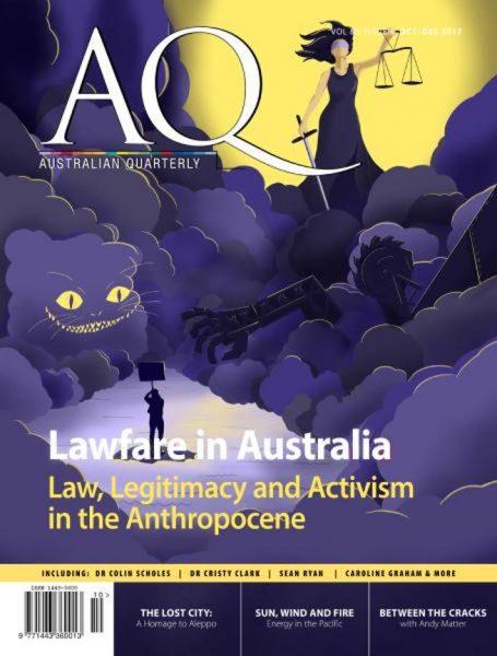 AQ Australian Quarterly — October-December 2017