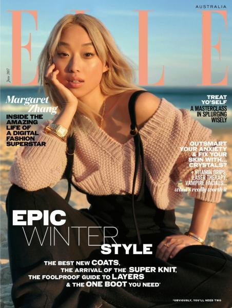 Elle Australia – June 2017