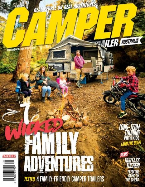 Camper Trailer Australia — Issue 115 2017
