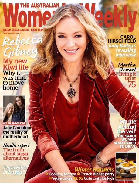 The Australian Women's Weekly New Zealand Edition — July 2017