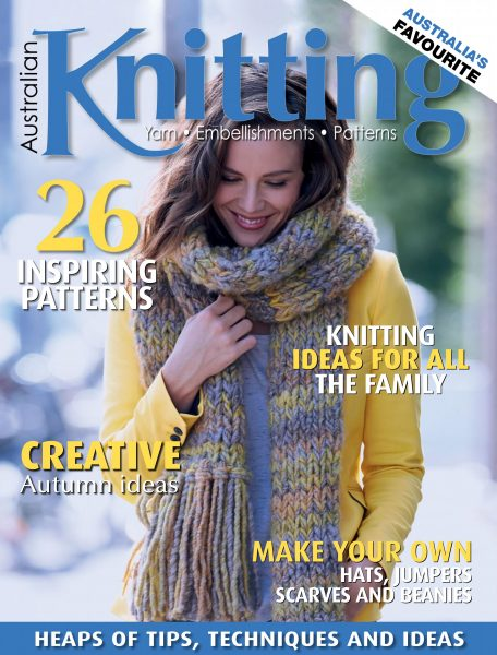 Australian Knitting — January 2016
