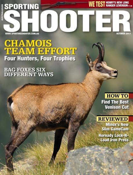 Sporting Shooter Australia — October 2017