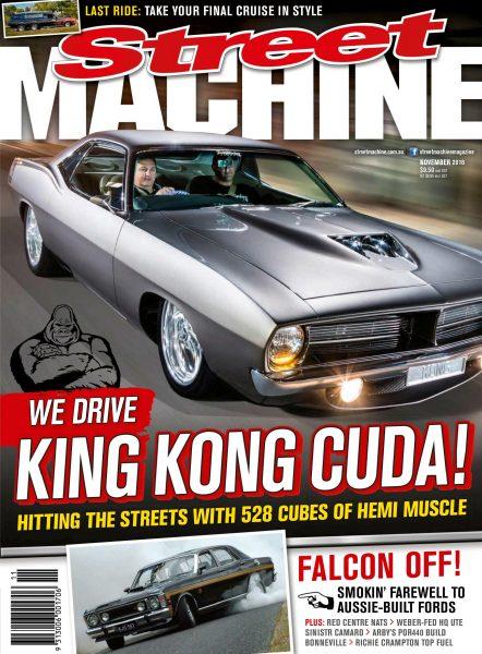 Street Machine Australia — November 2016