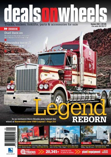 Deals On Wheels Australia Issue 418 2017 FreeMags.cc